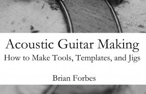 acoustic guitar making book