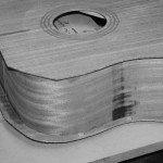 guitar side bending