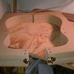 guitar body mold