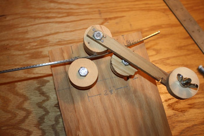 Free Fret Bending Jig Plans - Westfarthing Woodworks