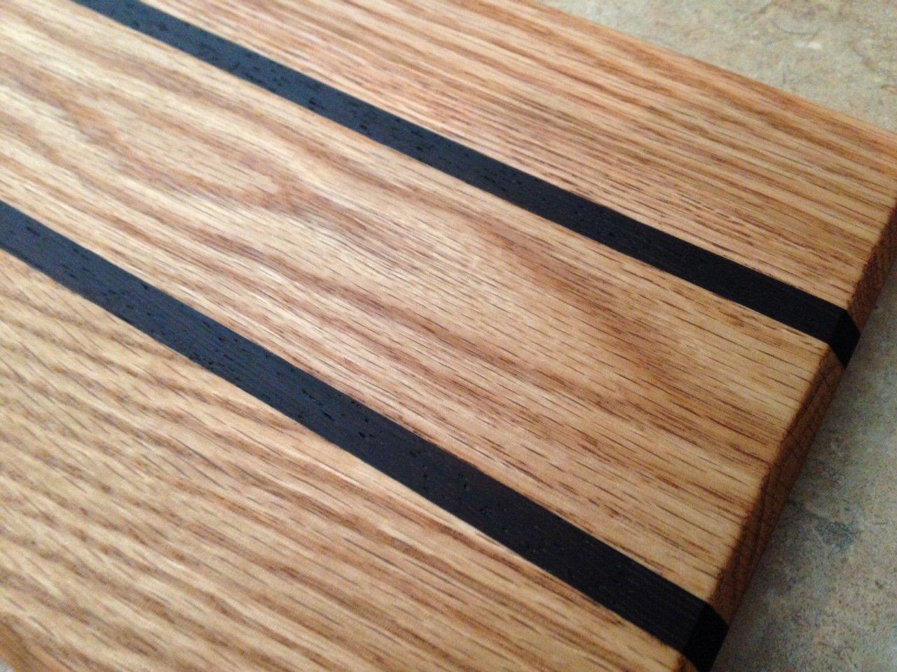 Handmade cutting board westfarthing woodworks