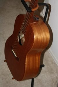 my first acoustic guitar