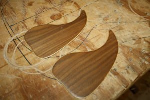 how to make a pick guard