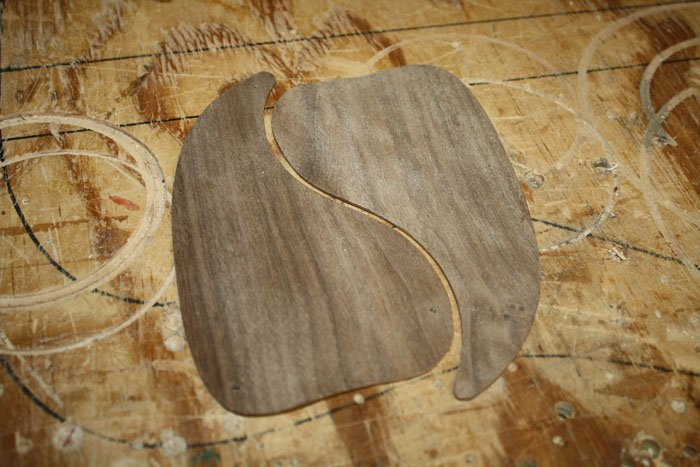 How to Make a Pick Guard | Westfarthing Woodworks