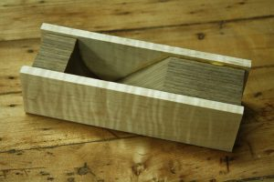 wooden hand plane toy