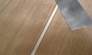 acoustic guitar back strip inlay