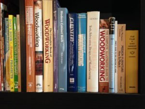 woodworking library