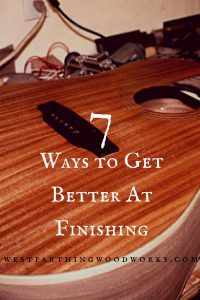 get better at finishing