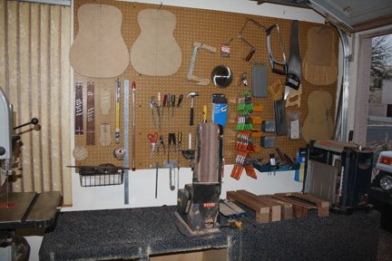Woodworking Shop Layout For The Small Shop Westfarthing Woodworks