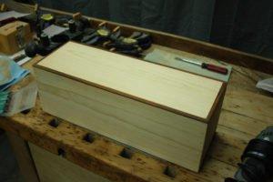 diy wine ceremony box