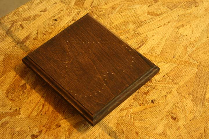 How To Make String Art Westfarthing Woodworks