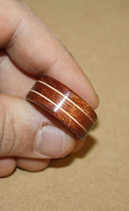 9 Great Ways To Make Better Wooden Rings Westfarthing