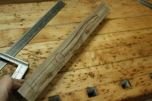 how to make a hand carved wand