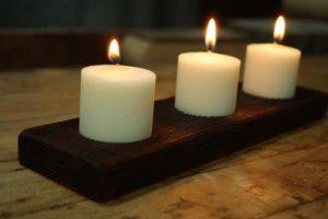 pinterest candle holder