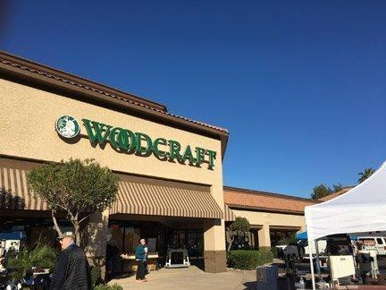 woodcraft tool show