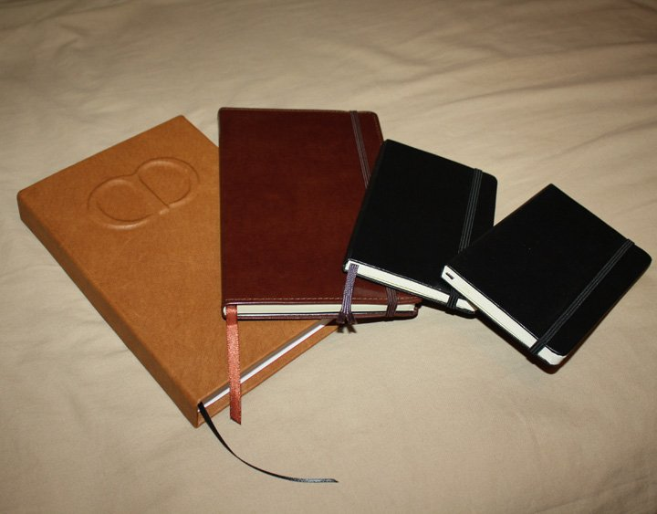 Keep a Woodworking Notebook