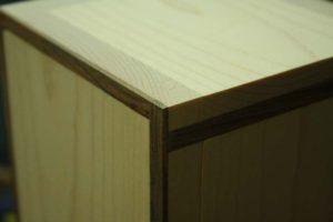 binding inlay