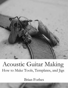 acoustic guitar making book cover