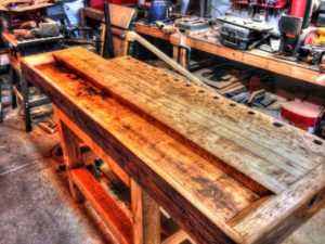 How to Find a Good Woodworking bench