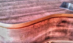 acoustic guitar binding guitar making tips