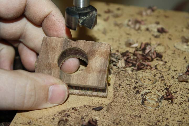 how to make a wooden ring westfarthing woodworks