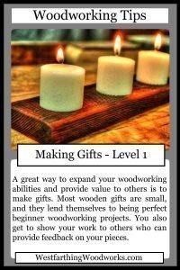 woodworking tips cards making gifts