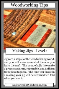 woodworking tips cards making jigs