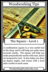 woodworking tips cards the square