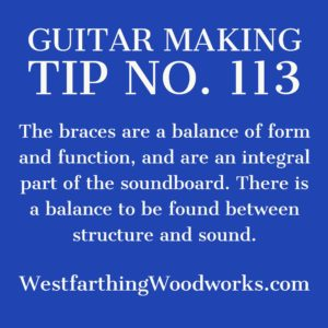 guitar making tip number 113