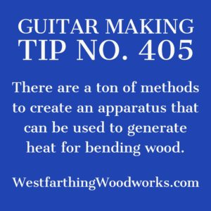 guitar making tip number 405