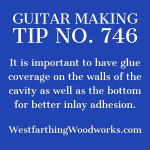 guitar making tip number 746