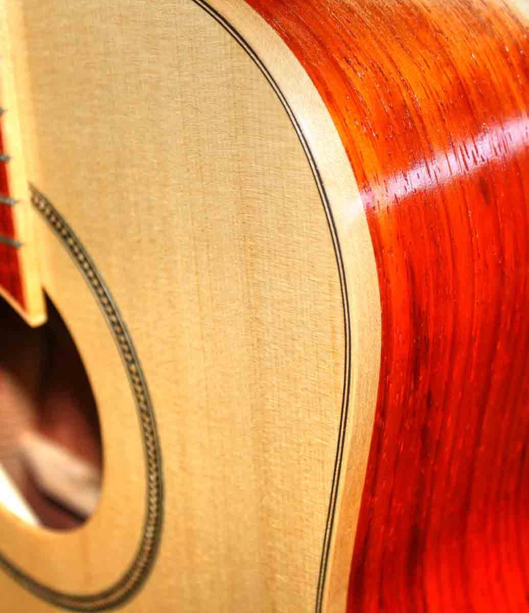 my new guitar maker story