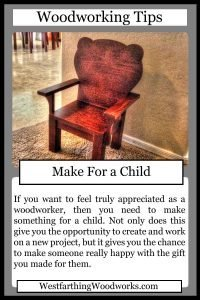 woodworking tips cards make something for a child