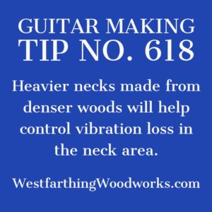 guitar making tip number 618