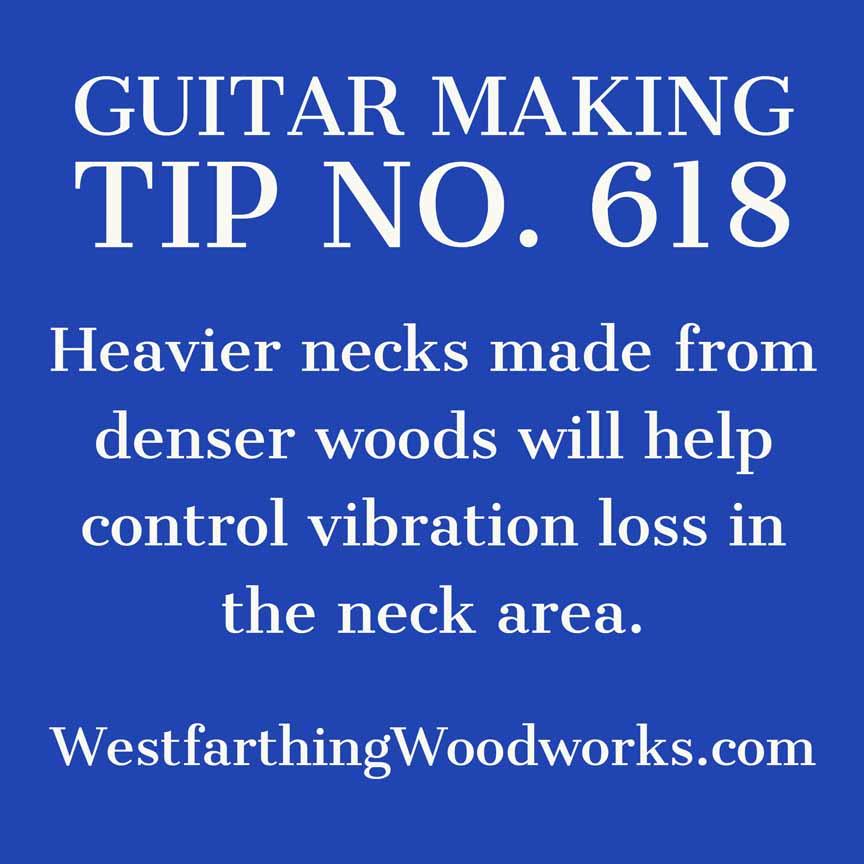 guitar making tip number 618