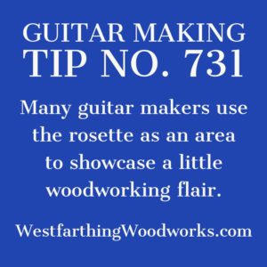 guitar making tip number 731