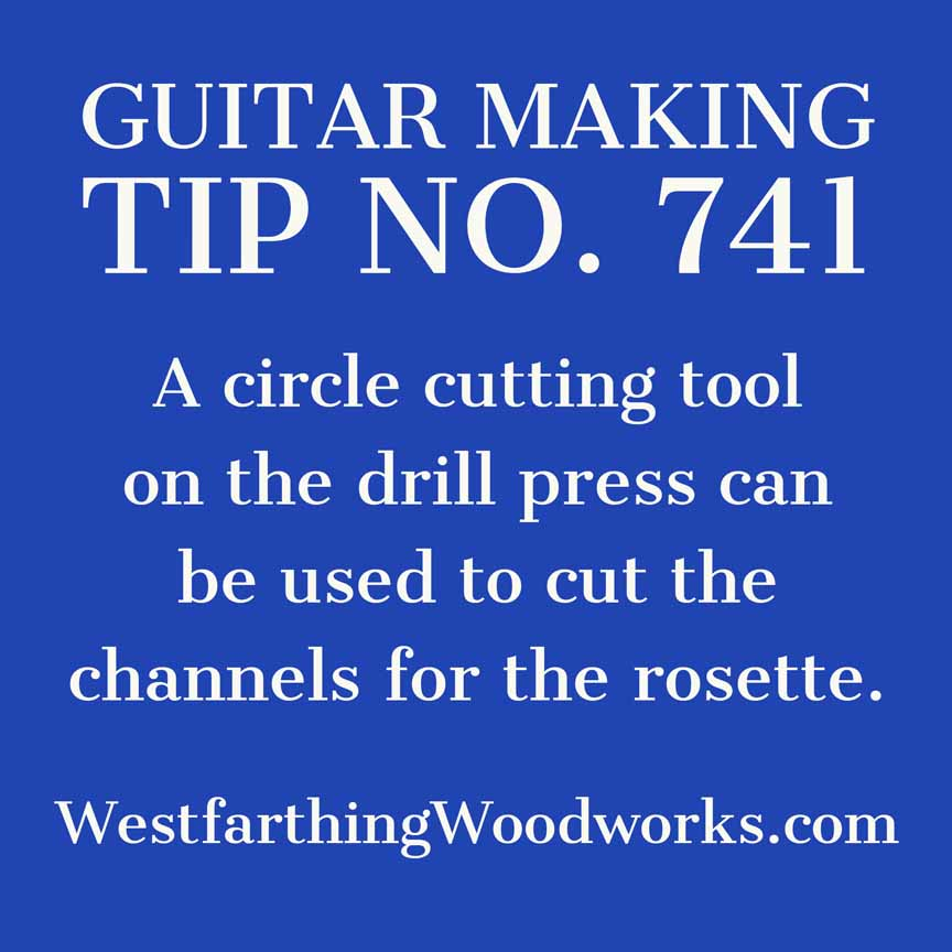 guitar making tip number 741