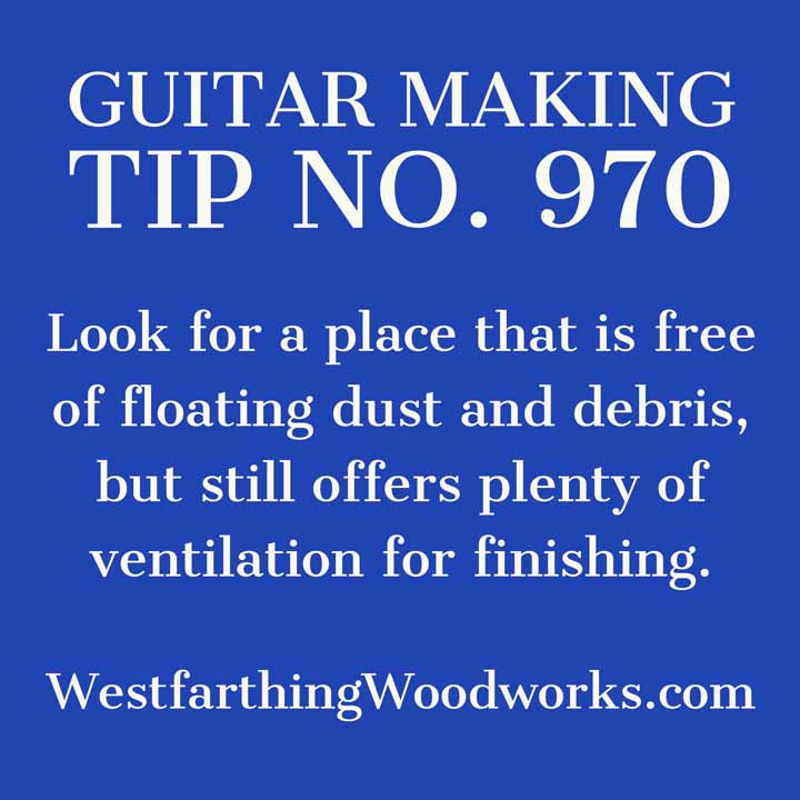 guitar making tip number 970
