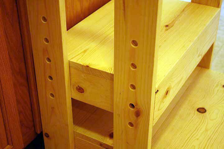 How To Make A Kitchen Helper Learning Tower Westfarthing Woodworks