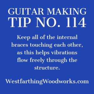 guitar making tip number 114