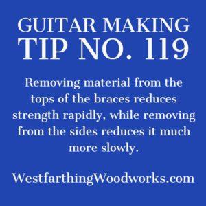 guitar making tip number 119