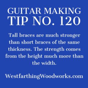 guitar making tip number 120