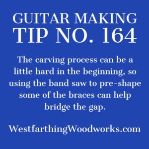 guitar making tip number 164
