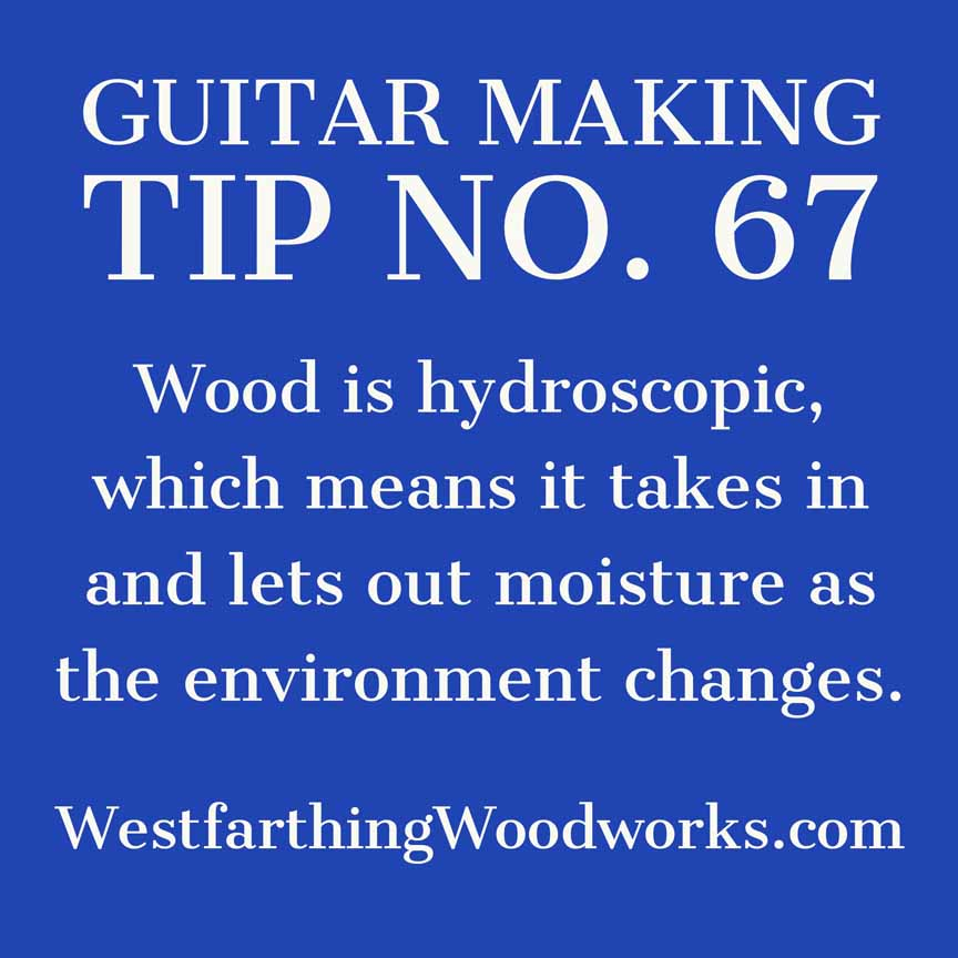 guitar making tip number 67