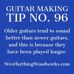 guitar making tip number 96