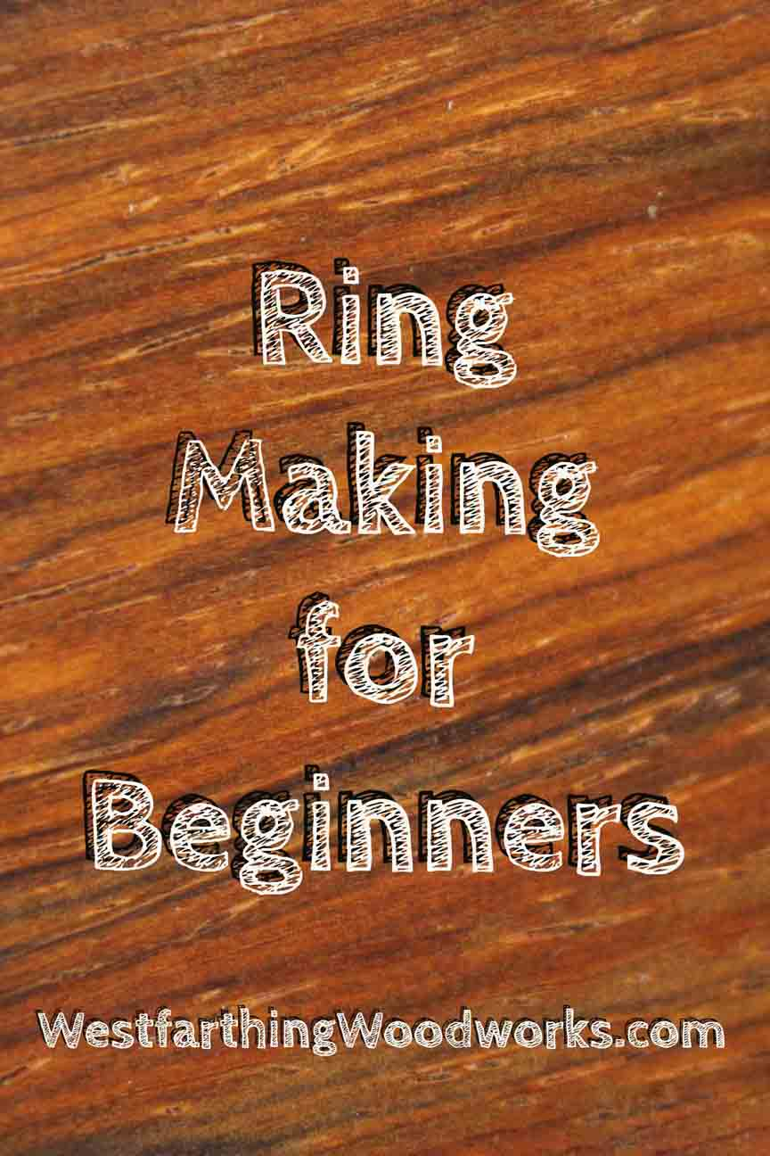 ring making for beginners wooden ring making