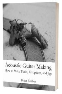 acoustic guitar making how to make tools templates and jigs 3d cover number 3