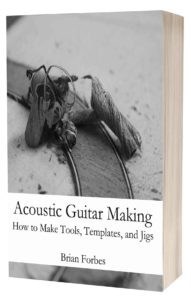 acoustic guitar making how to make tools templates and jigs 3d cover number 4