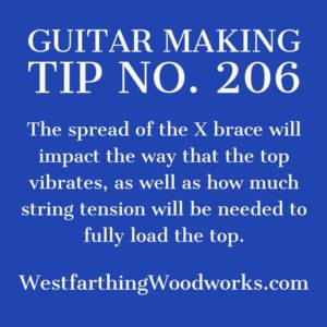 guitar making tip number 206
