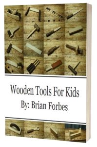 wooden tools for kids 3d cover